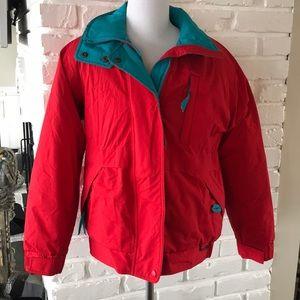 Vintage Gore Tex Down Parka Jacket Eddie Bauer S